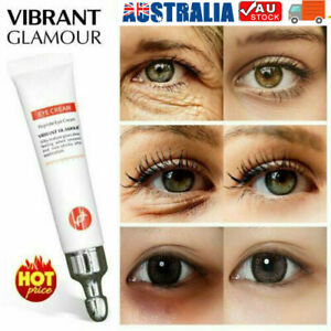Peptide Collagen Eye Cream Anti Wrinkle Remove Eye Bag Puffiness Dark Circles AL