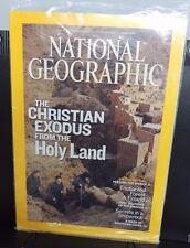 National Geographic Magazine ~ JUNE 2009 -- HOLY LAND Exodus, Feeding the World