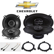 Fits Chevy Silverado Pickup 1999-2006 Speaker Upgrade Pioneer TSG1345R TSG4620S