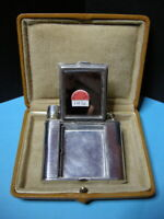RARE BEAUTY SET FOR WOMAN ALFRED DUNHILL THE VANITY - BRIQUET LIGHTER ACCENDINO