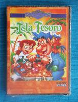La ISLA del TESORO, Cuentos Encantados (Dibujos Animados, Infantil) DVD NUEVO!