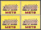 1967 OPC O-PEE-CHEE ~ #42 ~ 1966 NEW YORK METS TEAM ~ NOLAN RYAN ROOKIE YEAR (4)