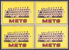 1967 OPC O-PEE-CHEE ~ #42 ~ 1966 NEW YORK METS TEAM ~ NOLAN RYAN ROOKIE YEAR (4)