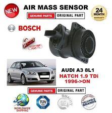 AUDI A3 8L1 Hatchback 1.9 TDI 1996 > sensor de masa de aire 5 Pin Enchufe Con Carcasa