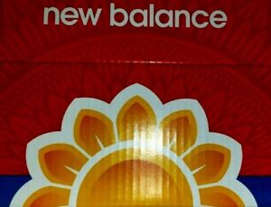 *SOLD OUT* Brand New in Box. New Balance 574 MLB x David Sunflower Seeds 11.5