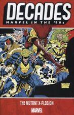 Decades Marvel 90S Tpb Mutant X-Plosion Reps X-Factor 87, X-Men 27 +More
