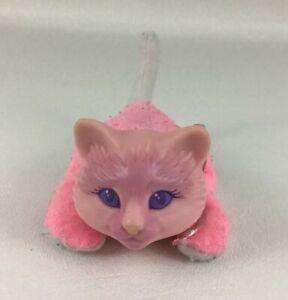 Pet Kitten Surprise Plush Stuffed Animal Toy Babies Pink Vintage 1992 Hasbro