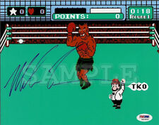 Mike Tyson signed 8x10 Autograph Photo RP - Free Shipping! NES Punch Out - Retro