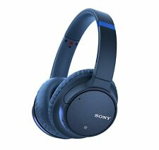 Sony WH-CH770N Blue Wireless Noise Cancelling Headphones