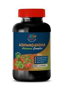 ashwagandha for sleep - ASHWAGANDHA ROOT COMPLEX - relief supplement 1 Bot