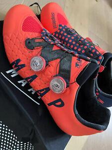 Suplest Road Carbon Shoe Edge3 Pro MAAP Special Edition Size Men's EU 43 US 9.5