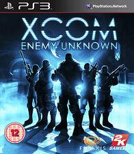 Xcom enemy unknown PS3 * en excellent état *