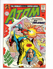 Atom #36 (Apr-May 1968, DC) - Very Fine