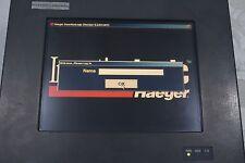 Axiomtek P1000-370 Touchscreen Industrial Computer Workstation Panel