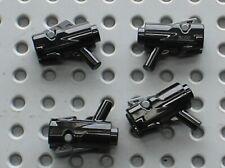 4 x LEGO Weapon Gun Mini Blaster ref 15391c01 / 75132 75126 75197 75166 75078...