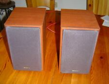 2 x SONY  SS-CNEZ50   Lautsprecher Boxen