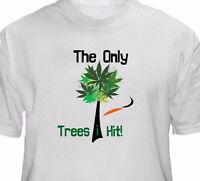 Funny Disc Golf Shirt Ace Cannabis Weed Quote T shirt Driver Putter Mid Range