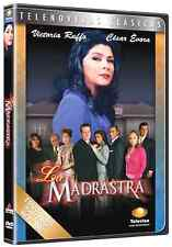 La Madrastra * DVD Telenovela NEW FACTORY SEALED 3-DVD SET* Televisa Novela 2005