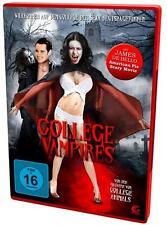 College Vampires - Patrick Cavanaugh, James DeBello - DVD Neu!