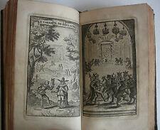 La Pierre de Touche Politique. 1691. 10 belles illustrations page double.