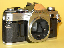 Canon AE-1 for FD and FDn lenses in very good condition...
