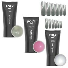 Poly Acryl Gel Set 4 - Dual Tip System inkl. Dual Tips