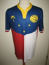 Wake Island home rare football shirt soccer jersey trikot camiseta India size L