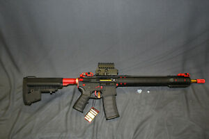 King Arms Black Rain Ordnance Fallout-15 Limited Edition Airsoft Rifle