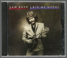 "SAM BUSH ""LATE COMO GENERALMENTE"" 1987 TODOTERRENO CD0195"
