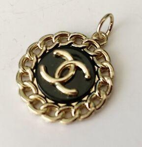 Chanel Button Charm Zipperpull