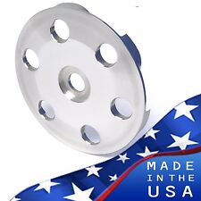 Billet Aluminum Alternator Fan Chevy Ford Pontiac Pulley, SBC, BBC, SBF, BBF