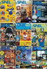 DEUTSCH SpielDoch! Magazin MIT PROMOS, GERMAN, new, WITH PROMOS