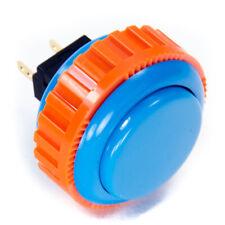 Sanwa Obsn-30mm Push Buttons-Blue-Oem