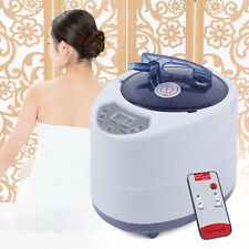2.5L Fumigation Machine Home Steamer Steam Generator - Sauna Spa Body Therapy