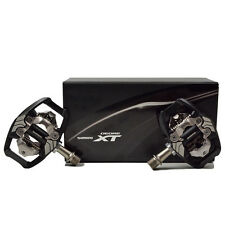 2017 Shimano Deore XT PD-M8020 SPD Trail Enduro Pedals & Cleats Replaces PD-M785