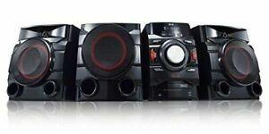 LG  Mini Shelf Bluetooth Subwoofer Speaker System 700W 2.1 Channel -NewCM4590