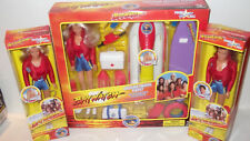 LOT 1997 NRFB Toy Island Baywatch TV Show Pamela Anderson CJ Parker Doll PLAYSET