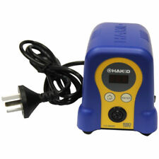 Digital Thermostatic Soldering Station Solder FX-888D Iron Welder +Welding Stand