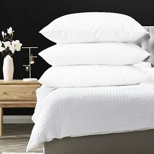 Kensingtons® Mulberry Silk Filled Pillows Hypoallergenic 1000g Fill Power 400/TC