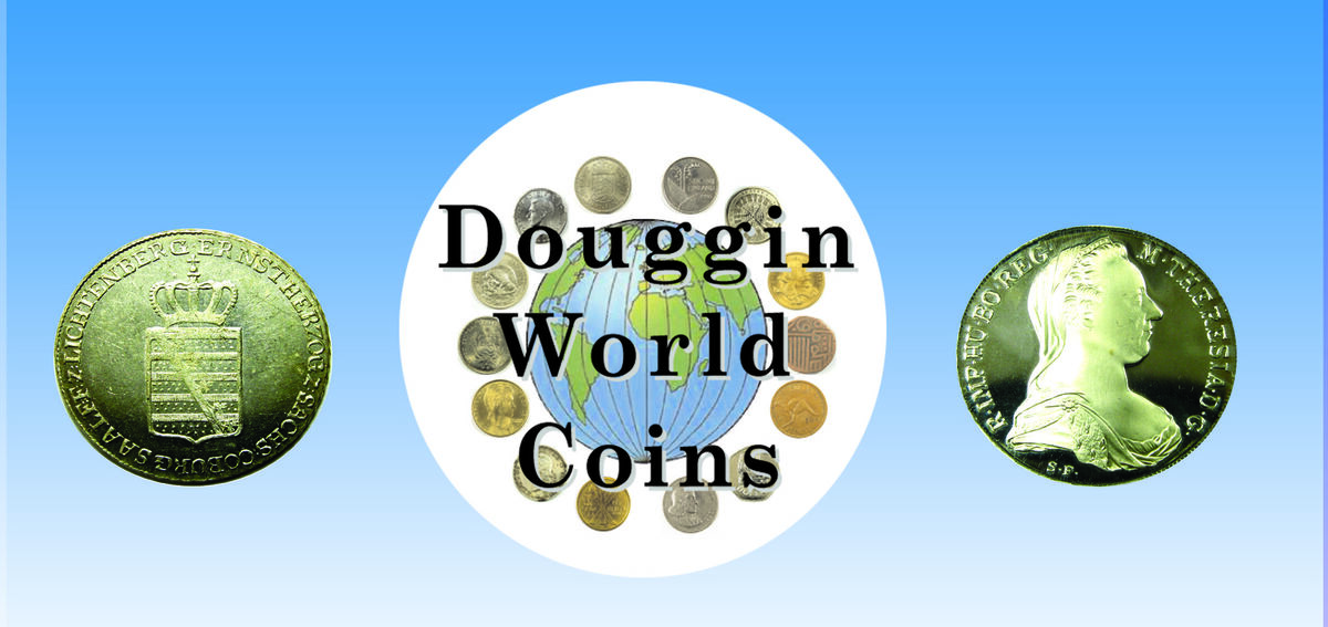 Douggin World Coins