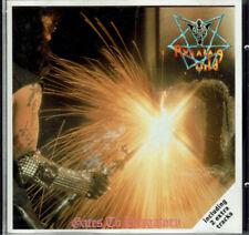Running Wild - Gates To Purgatory CD - Noise Records NCD 001
