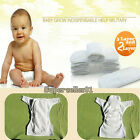 Popular Baby Diaper Washable Cloth Diaper Nappies Inserts Microfiber nano Insert
