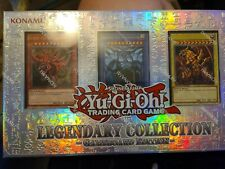 Yugioh Legendary Collection 1: Gameboard Edition Factory Sealed Brand New