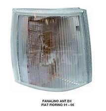 Fanale  Freccia Anteriore Dx FIAT FIORINO II serie  dal 1991 colore bianco