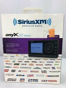 New NIOB Sirius XM XEZ1H1 ONYX EZ Satellite Radio Home Kit Radio Remote Dock