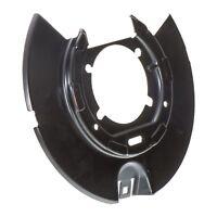 Brake Backing Plate-Parking Brake Cable Rear Left Mopar 52008437