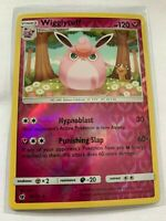 72//111 Rare Reverse Holo NM-Mint Crimson Invasion Pokemon Wigglytuff