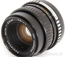 PENTAFLEX Auto-Color 1.8/50mm rara primer lente 50 mm F1.8 - M42 Tornillo/DSLR Fit