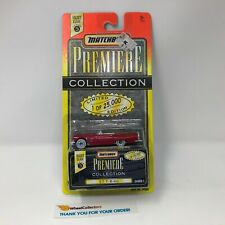 #5  '57 T-Bird * Red * Matchbox Premiere Collection * S17