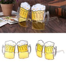 Hot Hawaiian Novelty Sunglasses Beer Glasses Goggles for Costume Fancy Party